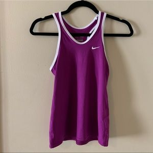 Nike Girls Dry-Fit Racerback Workout Tank